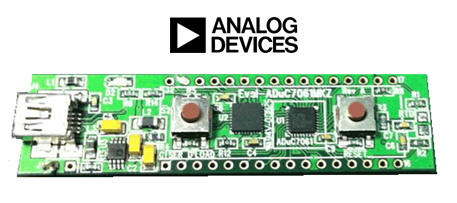 EVAL-ADUC7061MKZ, Analog Devices Inc.